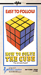 Coverscan of How to Solve the Cube
