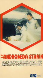 Coverscan of The Andromeda Strain