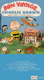 Coverscan of Bon Voyage, Charlie Brown