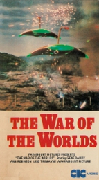 Coverscan of The War of the Worlds