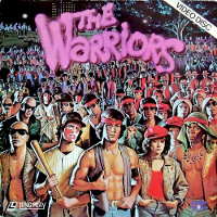 Coverscan of The Warriors