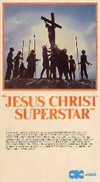 Coverscan of Jesus Christ Superstar
