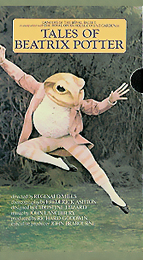 Coverscan of Tales of Beatrix Potter