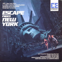 Coverscan of Escape from New York