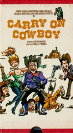 Coverscan of Carry On Cowboy