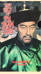 Coverscan of The Face of Fu Manchu