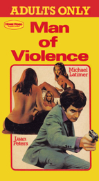 Coverscan of Man of Violence