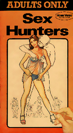 Coverscan of Sex Hunters
