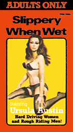 Coverscan of Slippery When Wet