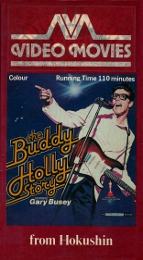 Coverscan of The Buddy Holly Story