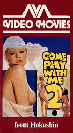 Coverscan of Come Play with Me 2