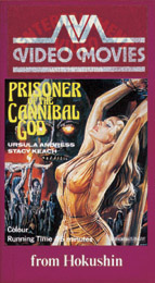 Coverscan of Prisoner of the Cannibal God