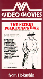 Coverscan of The Secret Policeman's Ball