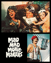 Coverscan of Mad Mad Movie Makers