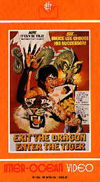 Coverscan of Exit the Dragon, Enter the Tiger