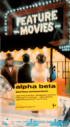 Coverscan of Alpha Beta