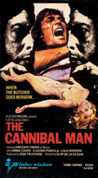 Coverscan of The Cannibal Man