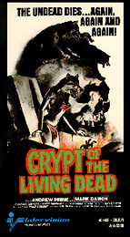 Coverscan of Crypt of the Living Dead