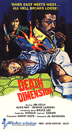 Coverscan of Death Dimension