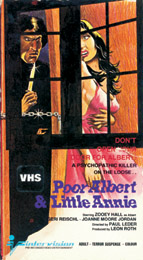Coverscan of Poor Albert & Little Annie