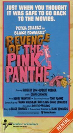 Coverscan of Revenge of the Pink Panther