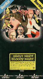 Coverscan of Silent Night, Bloody Night