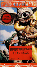Coverscan of Spectreman 08 - Spectreman Hits Back