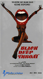 Coverscan of Black Deep Throat