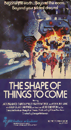 Coverscan of The Shape of Things to Come