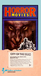 Coverscan of City of the Dead