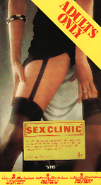 Coverscan of Sex Clinic