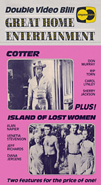 Coverscan of Island of Lost Women