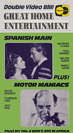 Coverscan of The Spanish Main