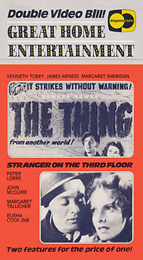 Coverscan of The Thing from Another World