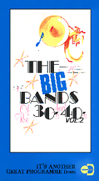 Coverscan of Big Bands of the 30's and 40's Volume 2