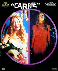 Coverscan of Carrie