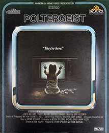 Coverscan of Poltergeist