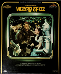 Coverscan of Wizard of Oz