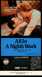 Coverscan of All in a Night's Work