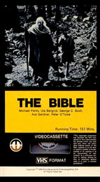 Coverscan of The Bible