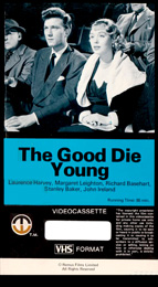 Coverscan of The Good Die Young