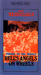 Coverscan of Hell's Angels on Wheels