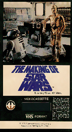 Coverscan of The Making of Star Wars
