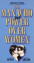 Coverscan of The Man Who Had Power Over Women