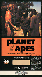 Coverscan of Planet of the Apes