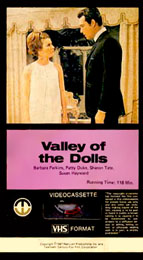 Coverscan of Valley of the Dolls