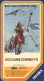 Coverscan of Cocaine Cowboys