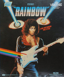 Coverscan of Rainbow - Live Between the Eyes