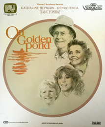 Coverscan of On Golden Pond