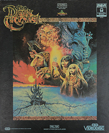 Coverscan of The Dark Crystal